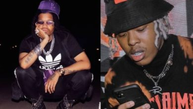 """Saudi advices Nasty C as he moves to US – """"Stay dangerous"""""""