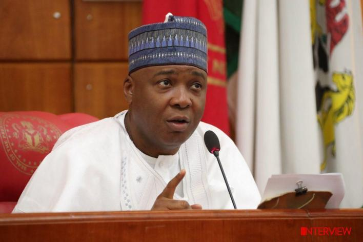 Learn from countries that successfully defeated kidnapping, Saraki tells FG