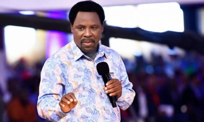 How gay group caused YouTube to suspend TB Joshua's Emmanuel TV