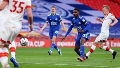 Iheanacho fires Leicester into FA Cup final