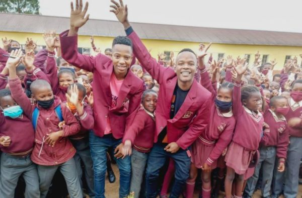 Tns wows senior primary school students during trying times (Video)