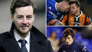 Ryan Mason appointed Tottenham interim head coach following Jose Mourinho sacking