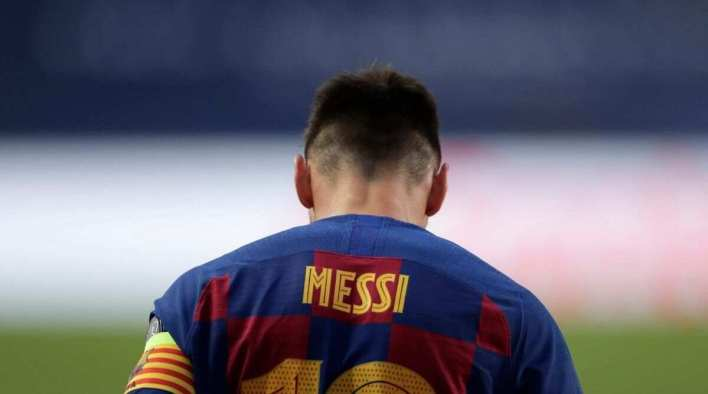 Lionel Messi 'informs Barcelona of future plan' as he makes demand to Joan Laporta