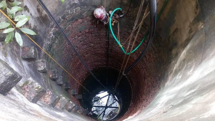 Man's corpse found inside well 2 days after missing in Ekiti