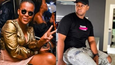 See how Zodwa Wabantu proved to be a big fan of Shimza