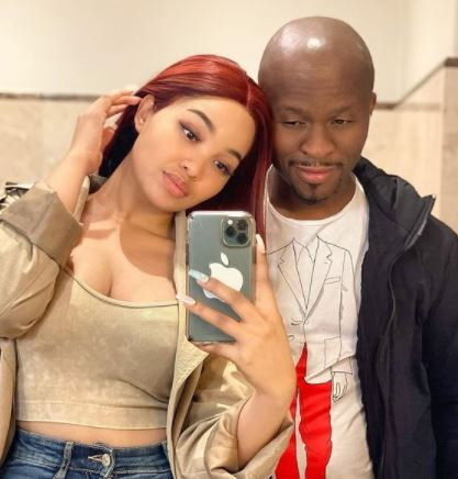 Inside Cashflow Ngcobo's surprise proposal party to fiancé, Tumilinks