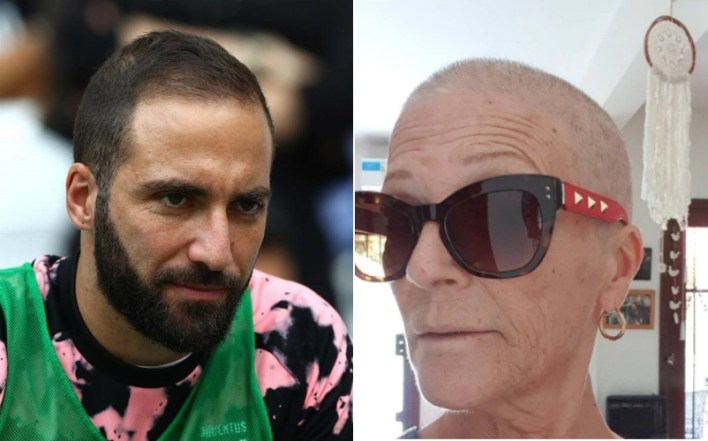 Gonzalo Higuain loses mum after battle with cancer
