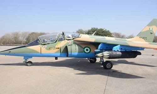 Boko Haram video shows shoot-down of Nigerian air force jet