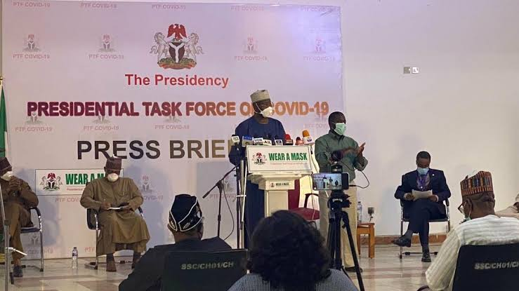 COVID-19: Buhari replaces PTF with new committee