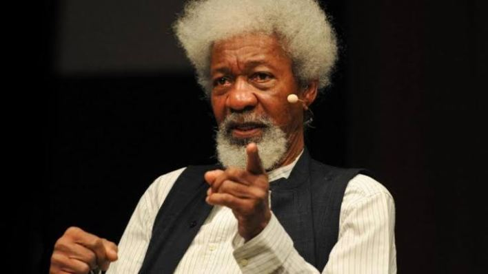Nigeria is at war, says Soyinka