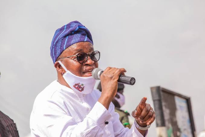 Oyetola: Centralised policing system is not working