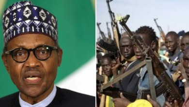 Zamfara killings: We have capacity to crush you, Buhari cautions bandits