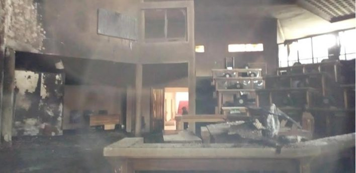 Fire guts Katsina House of Assembly complex