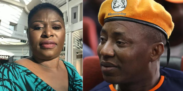 Maureen and Sowore – a Disgrace to Journalism, By Femi Oyewale
