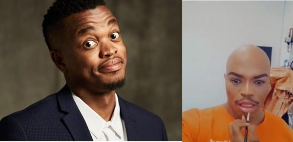 Mpho Modikoane commends Somizi's new look