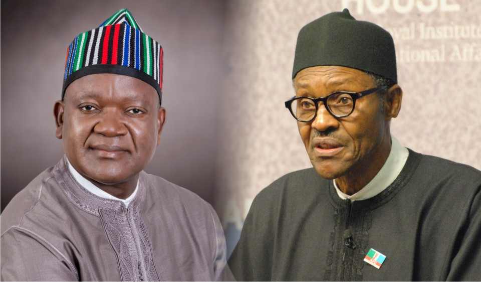 Buhari's body language shows he's Fulani President – Ortom