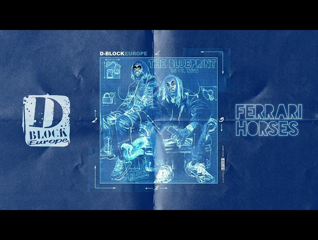 D-Block Europe ft. Raye - Ferrari Horses