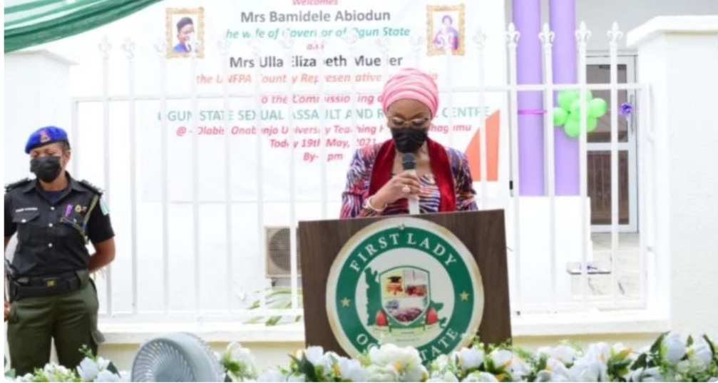 Ogun inaugurates centre to rehabilitate victims of sexual assault