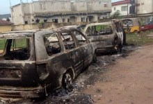 BREAKING: Gunmen attack police station in Abia