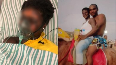Ghanaian man sentenced to 10 years in prison for pouring acid on wife