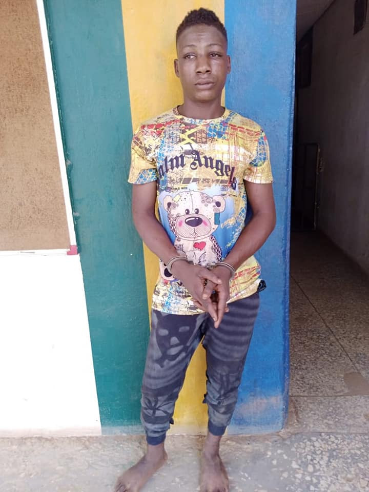 Benue notorious cultist and serial killer 'Papa Shokey' arrested in Nasarawa