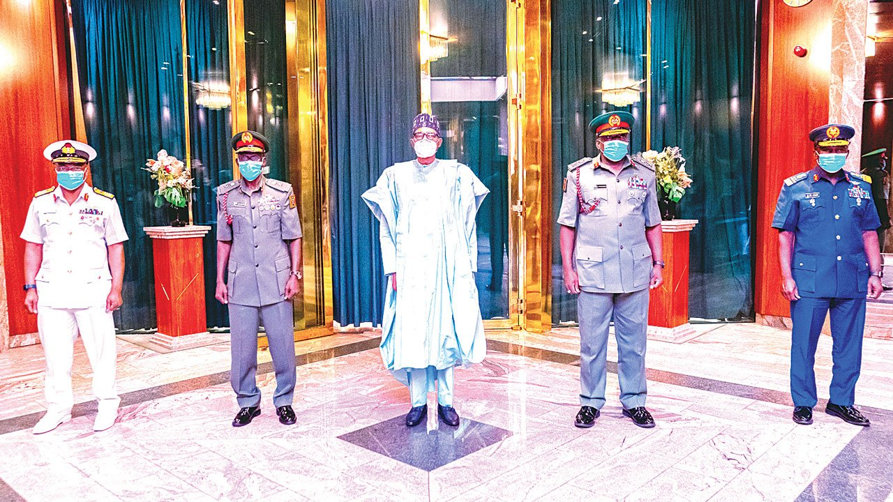 Military states position on call to take over power from President Buhari
