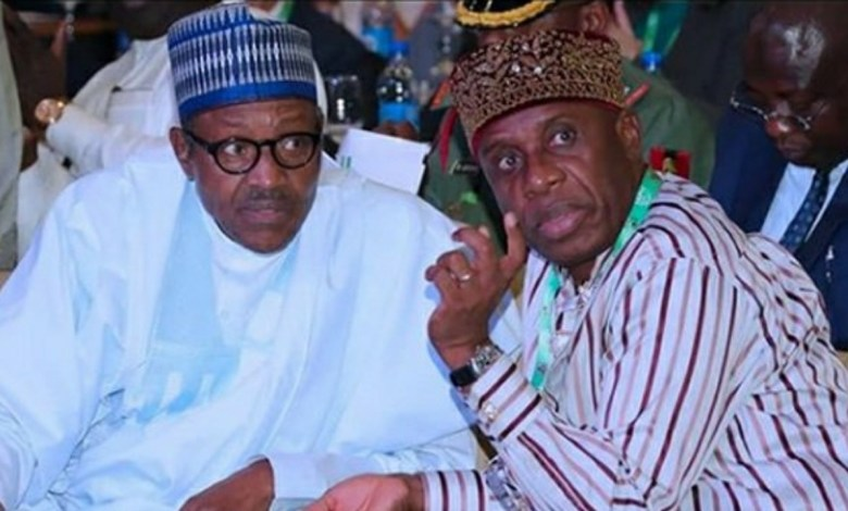 Amaechi denies saying Buhari's government printing money since 2015