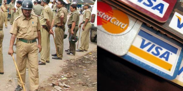 Two Nigerian nationals arrested for cloning ATM cards in India