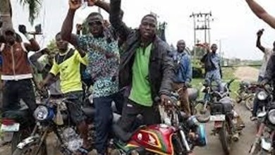 Okada riders, security operatives clash in Abuja