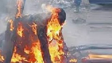 Female bandit, two others set ablaze by angry youths after failed attack in Sokoto