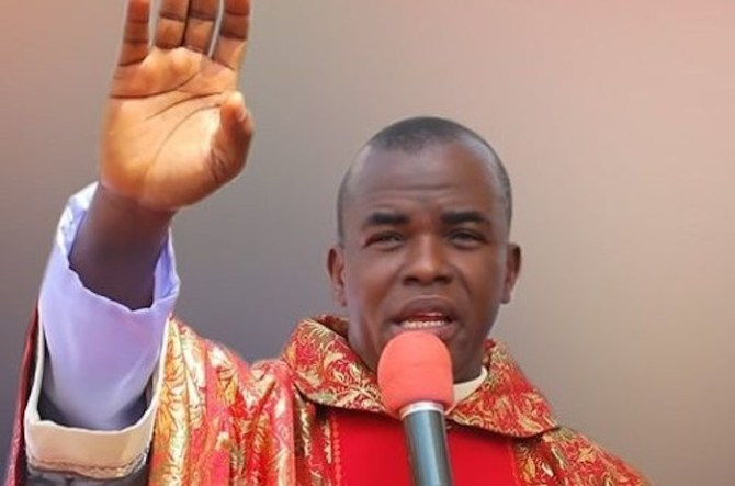 Mbaka reveals those behind his disappearance