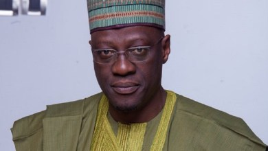 EFCC arrests ex-Kwara governor, Abdulfatah Ahmed over fraud allegations