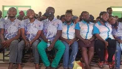 Photos: Freed Kaduna Forestry students reunite with families, colleagues