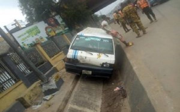 Auto crash claims two lives in Onitsha