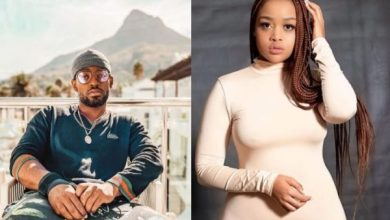 Prince Kaybee and I didn't have any casual or s*xual relationship, alleged side chick revealed