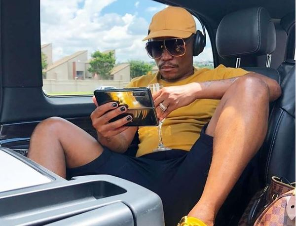 Inside Somizi's vacation to Cape Town – Photos & Videos