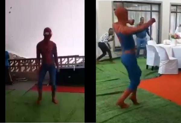 """South Africans blame Spiderman for return to Level 2 – """"He ruined things for us"""""""
