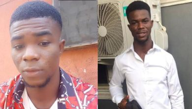 killer-cop detained over Delta fresh graduate's death