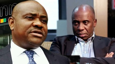 Nyesom Wike and Amaechi trade words over rising insecurity in Rivers