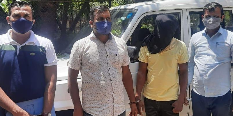Nigerian man arrested for allegedly peddling drugs worth over N10m in India
