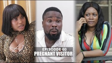 PREGNANT VISITOR - SIRBALO COMEDY EPISODE 60