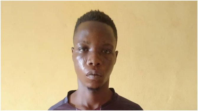 Man arrested for allegedly stabbing mother-in-law to death in Ogun