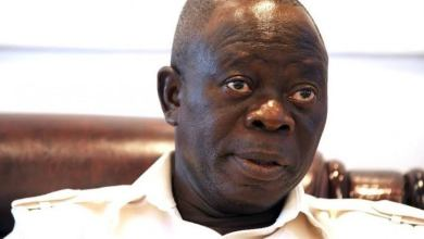 Oshiomhole: Call for military takeover senseless