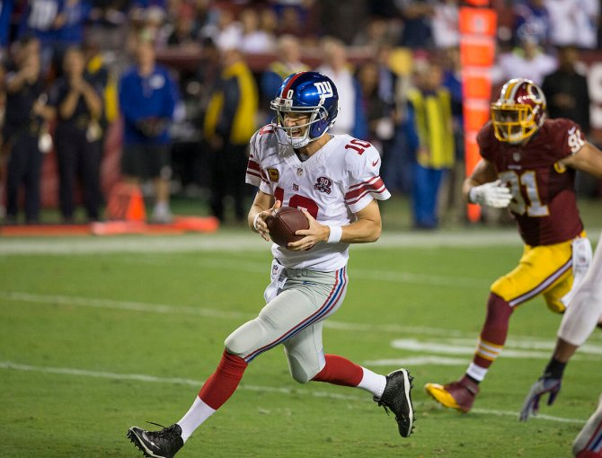 Eli Manning 'Excited' for New Role With New York Giants