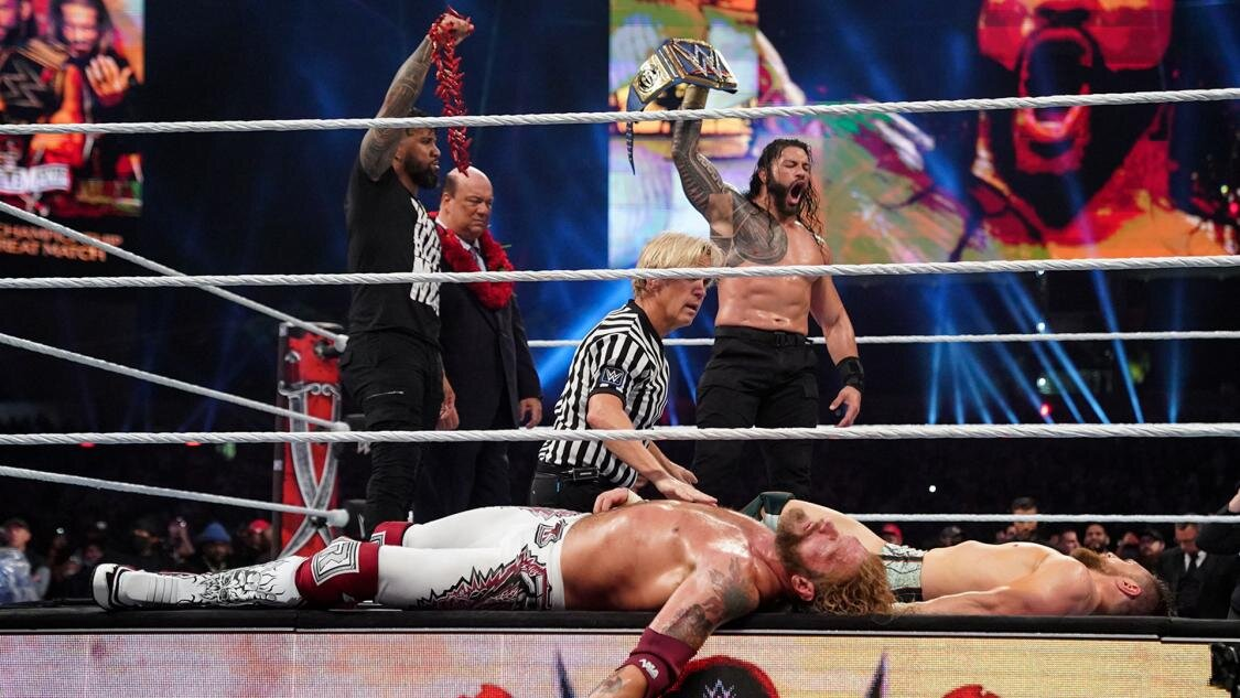REPORTS! Next Opponent for Edge on SmackDown Revealed, and It's Not Roman Reigns