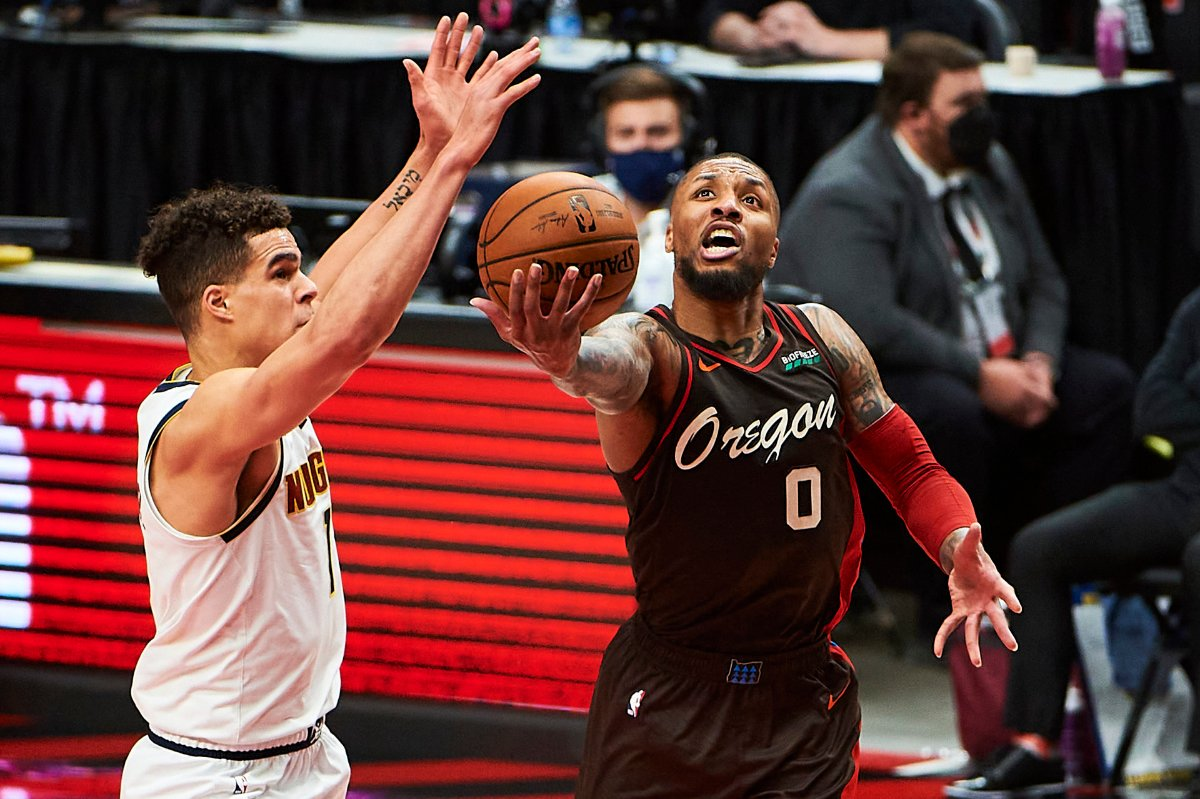 Damian Lillard Has A Hilarious Response to Fan Speculating a Move To Utah Jazz