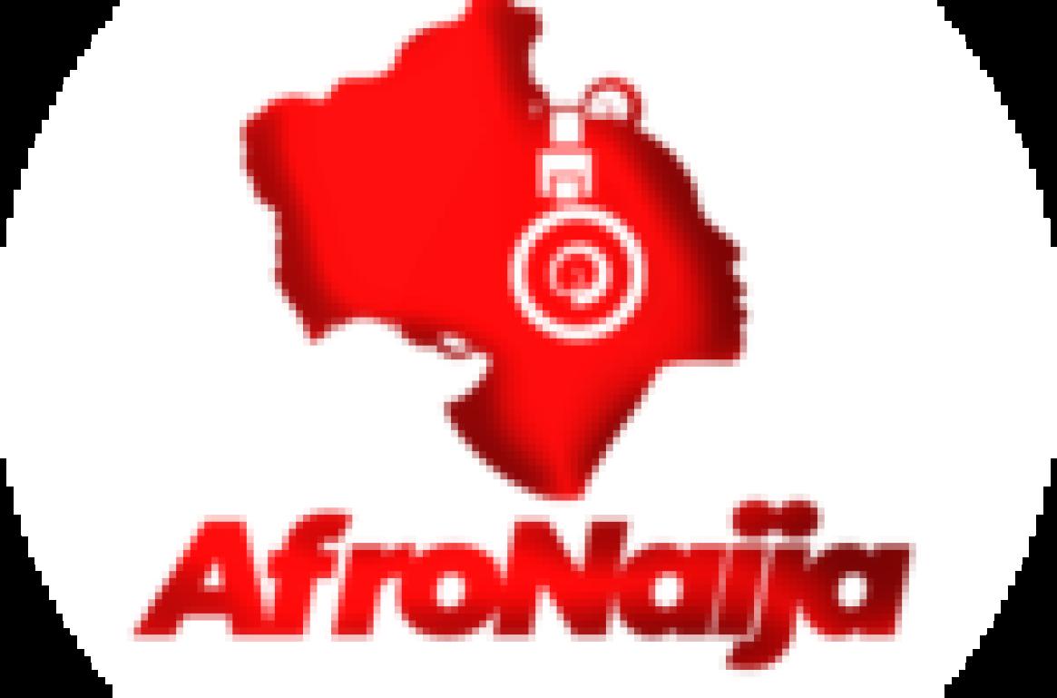 Germany's Sebastian Vettel on the podium