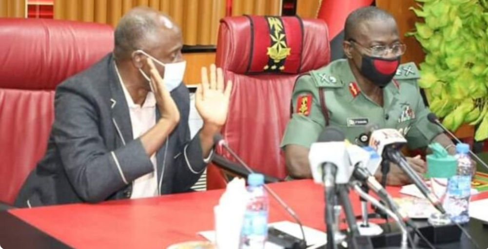 We need protection for workers on rail projects, Amaechi asks army