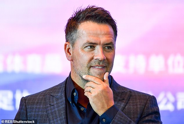 England legend Michael Owen 'begged ex-Big Brother star for nude pics after sending string of X-rated texts