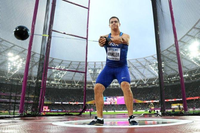 Tokyo Olympics 2021: USA Hammer Throw Record Broken as Rudy Winkler Stuns Everyone